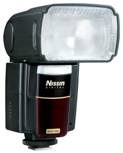 "Nissin Digital MG8000 Extreme - Flash para Canon de 2"", negro"