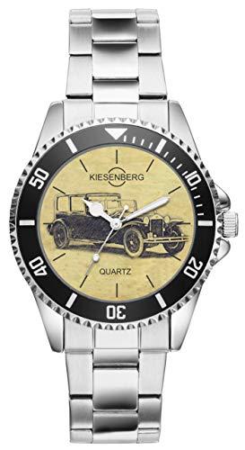 Geschenk für Lancia Lambda Serie 1 Oldtimer Fahrer Fans Kiesenberg Uhr 6382
