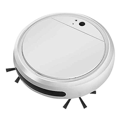 LXRZLS Robot de Barrido automático Mini portátil de casa Limpiador Aspirador Inteligente Función 4 en 1