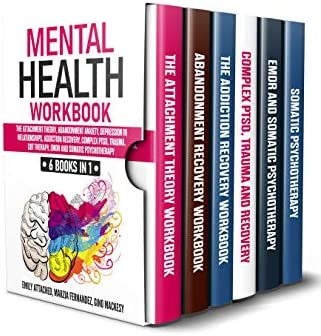 Mental Health Workbook Kindle eBook