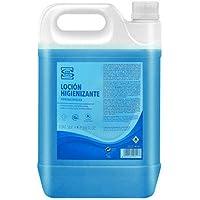Loción Higienizante hidroalcohólica. 5000ml (5L). Para la limpieza exhaustiva y profunda de manos.
