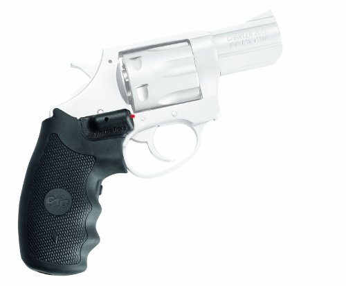 Crimson Trace LG-325 Lasergrips Red Laser Sight Grips for Charter Arms Revolvers