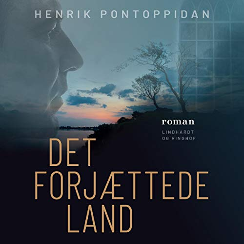 Det forjættede land cover art