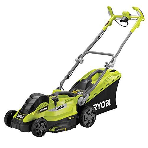 Ryobi RLM16E36H 1600W 36cm Lawnmower, [Amazon Exclusive]