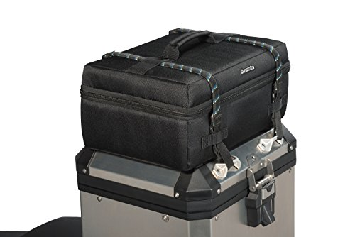 Tour Master Cooler Top Bag Compatible for BMW GS 1200 - Black/One Size