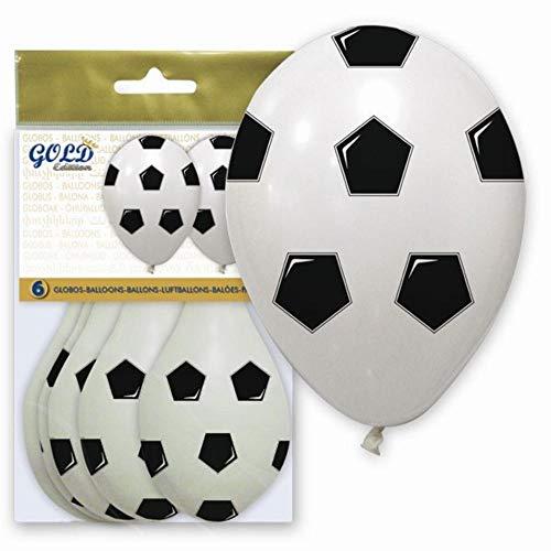 Globo Futbol Serie Gold 12 GPI Pack 6 unds
