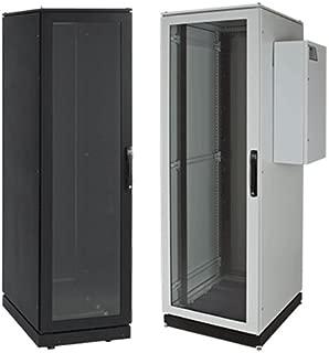 Hoffman PDCP2078G12 Steel Server Cabinet, NEMA 12, Standard, 2000 mm x 700 mm x 800 mm, Gray