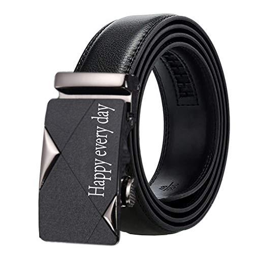 Yanday Cinturón Para Hombres Cinturón Personalizado Cinturón Personalizado Con Texto Y Logotipo Logo Cinturón Ajustable