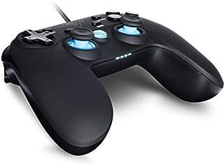 Spirit Of Gamer Manette de jeu PS4 Pro Gaming pour PS4 (Noir)