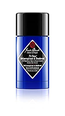 Jack Black Pit Boss Antiperspirant & Deodorant , 2.75 oz