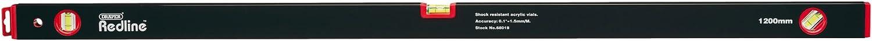 Draper Redline 68018 1200 ブランド買うならブランドオフ mm Box Level ストアー Section