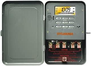 Sylvania SA307 40 Amp 240-Volt Double-Pole Zip Set Industrial Timer