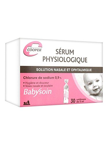 Babysoin Physiological Serum 30x5ml