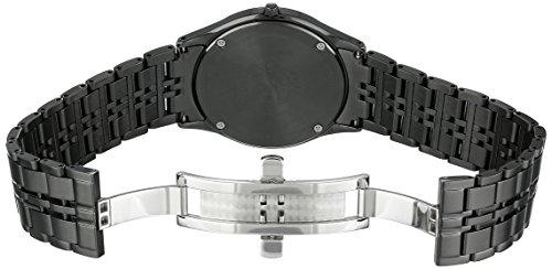 Citizen - AR3015-53E - Montre Homme - Quartz - Bracelet Acier inoxydable noir