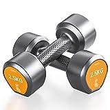 Allenamento Dumbbell ad esagono, Durevole PVC Scrub Dumbbells, Perdere Peso Health Health Fitness Fitness Resistenza casa Gym Attrezzature da Palestra, 5kg / 6 kg / 10 kg (Size : 10kg)