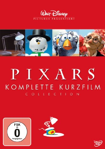 Pixars komplette Kurzfilm Collection