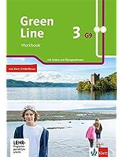 Green Line 3 G9: Workbook mit Audios und Übungssoftware Klasse 7 (Green Line G9. Ausgabe ab 2019)