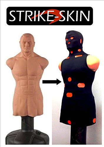 Strike-Skin Self Defense Training AideBOB Punching Bag NOT Included