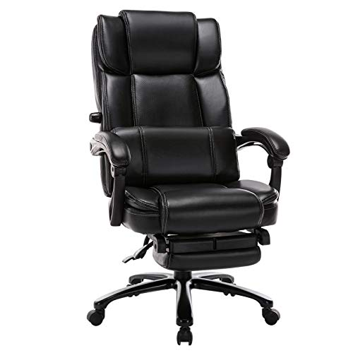 Starspace Big & Tall Reclining Office Chair