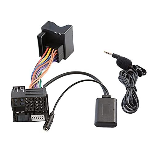 balikha Conector Plug And Play Del Cable Del Módulo de Audio de Radio Bluetooth 5.0 para RCD510