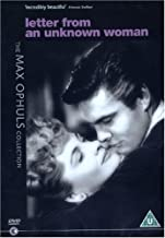 Letter From An Unknown Woman [Reino Unido] [DVD]