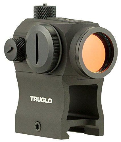 TRUGLO Tru-Tec Tactical 20mm Red-Dot Sight