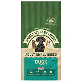 James Wellbeloved Small Breed Adult Duck & Rice