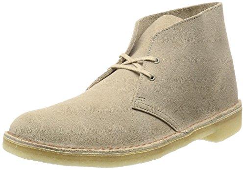 Clarks Originals Herren Desert Boot Derby, Beige (Sand), 46