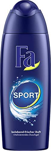 FA Duschgel Sport mit belebend-frischem Duft, 6er Pack (6 x 250 ml)