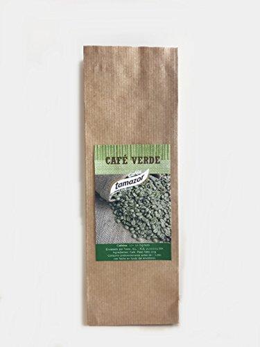 Tamazor - Café En Grano Verde - 250 Gr.