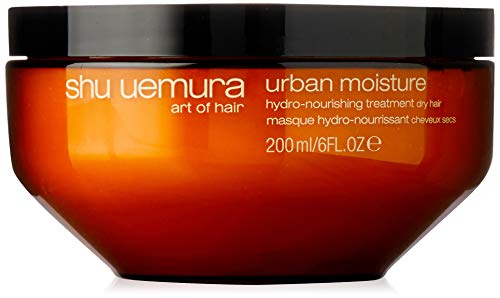 Shu Uemura Urban Moisture Hydro-Nourishing Treatment for Unisex, 6 Ounce