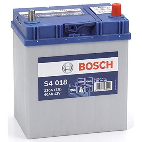 Bosch S4018 Batteria Auto 40A/h-330A, 12 V