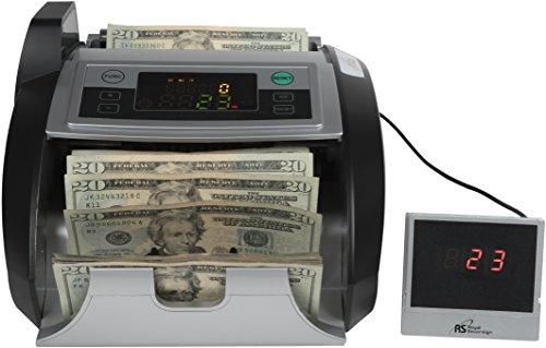 Contador de dinero profesional de Royal Sovereign
