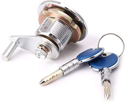 BRY Antirrobo Bombin de Seguridad Super Seguridad Strongbox con llaves de cifrado Cilindro de cobre