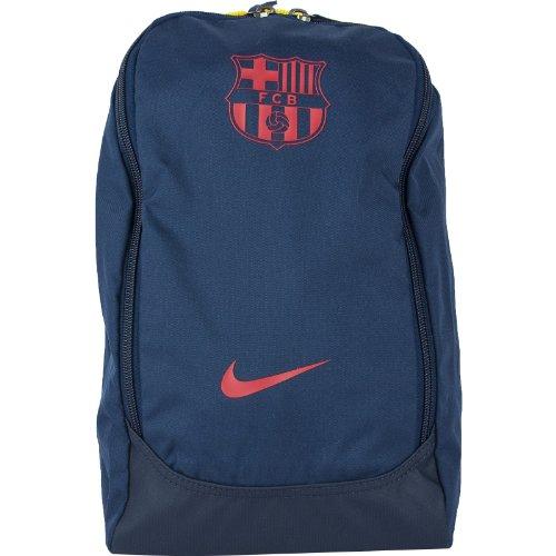Nike Allegiance FC Barcelona Shoeba Borsa per Scarpe, Blu/Bianco, Unica