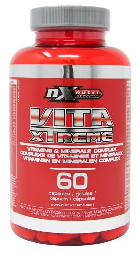 Complejo de vitaminas y minerales VITA-XTREME