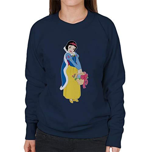 Disney Sneeuw Witte Kerst Mand Vrouwen Sweatshirt