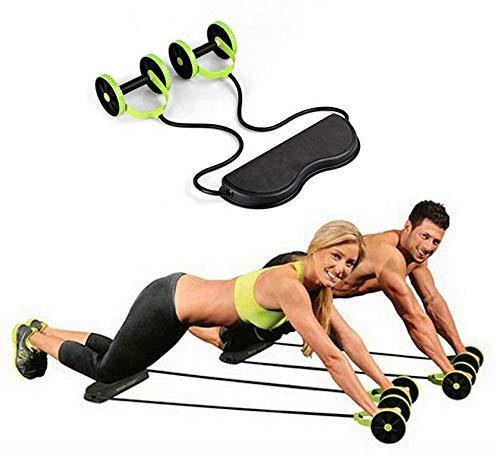 Deals - Revoflex Xtreme - Extensor abdominal pectoral, glúteos, muslos, fitness y deportes
