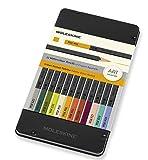 Boite 12 Crayons de Couleur Coll Urban