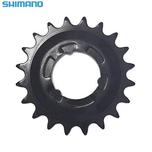 Shimano Ritzel für Getriebenaben SM-Gear 20 Zähne 2,3 mm schwarz (ACZ) für Nexus