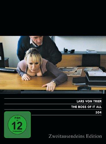 The Boss of it All. Zweitausendeins Edition Film 304.