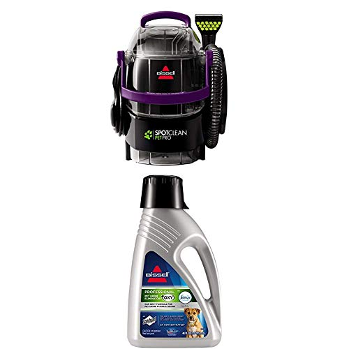Best Buy! SpotClean Pet Pro + Pro Pet Formula
