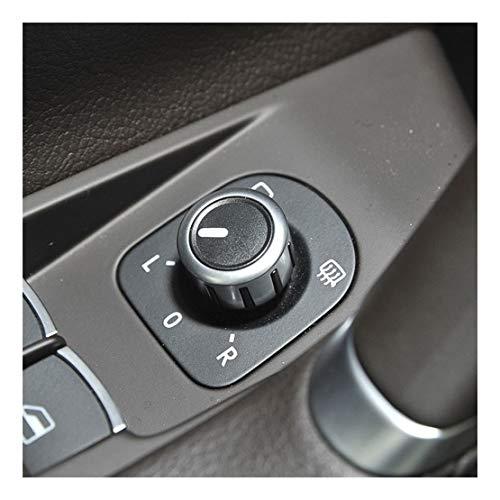 xy Control de Espejo Energía Eléctrica Espejo del Lado del Interruptor de Control Botones for VW Golf MK5 MK6 Passat B6 Tiguan EOS Interruptor de Control de Espejo retrovisor