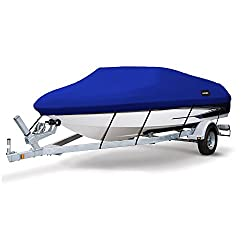 Heavy Duty 600D Boat Cover