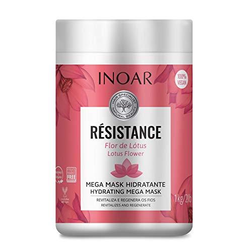 Résistance Flor de Lótus - Máscara 1000 g, INOAR