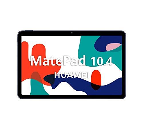 HUAWEI MatePad Wi-Fi Tactil Tablet 10.4' FullView Display, procesador Kirin 810, batería 7250mAh, 32GB, 3GB RAM, cuatro altavoces, EMUI 10.1 & AppGallery, gris