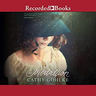 The Medallion                   By:                                                                                                                                 Cathy Gohlke                               Narrated by:                                                                                                                                 Stina Nielsen                      Length: 14 hrs and 47 mins     2 ratings     Overall 5.0