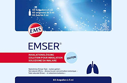 EMSER Inhalationslösung 60 St