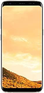 Samsung Galaxy S8 SM-G950F Akıllı Telefon, 64 GB, Altin (Samsung Türkiye Garantili)