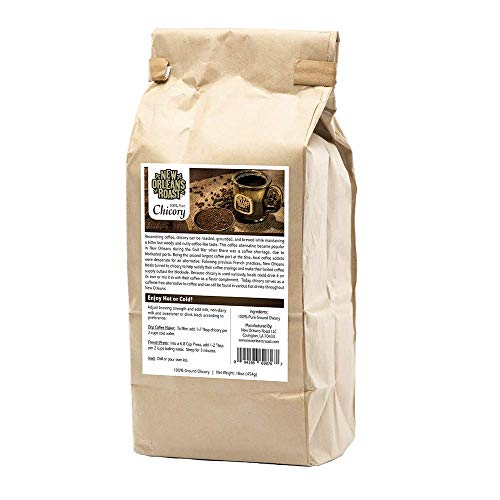 New Orleans Roast Pure French Chicory - 1 LB